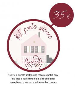 Kit per il parto - Centro di maternità